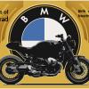 BMW заявляет о планах по созданию мотоцикла в ретро стиле