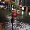 Невероятное видео с автомобилями под водой на Манхэттене после урагана