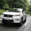 Гибридных Lexus продали больше полумиллиона