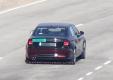 Седан Audi A3 пойман практически без маскировки