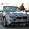 BMW 5-series получил небольшую доработку