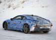 Гибридный купе i8 от BMW продемонстрировал модифицированный изгиб Хофмайстера
