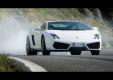 Дрифтующий суперкар Lamborghini Gallardo LP550-2 с механикой