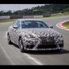 Джей Лено дает взглянуть на интерьер нового Lexus IS Седан 2014 года