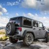 По словам производителя Jeep Wrangler Rubicon 2013 всё ещё является самым крепким