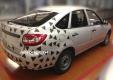 В интернет просочились первые изображения нового хэтчбека Lada Granta