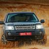 Меряем лужи обновлённым кроссовером Land Rover Freelander