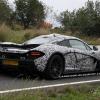 McLaren нарядил новый гиперкар P1 и выкатил его на испытания