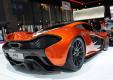 McLaren демонстрирует производственный Р1 на закрытой вечеринке в Нью Йорке