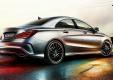 Новый компактный спортивный универсал Mercedes-Benz CLA