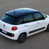 Новый небольшой Fiat 500L MPV высадился в Великобритании