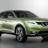Nissan продемонстрировал концепт-кар Hi-Cross в Лос-Анжделесе, заявляя, что он воплощает будущий дизайн кроссовера