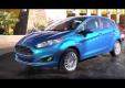Обновленный Ford Fiesta 2014 года с 1,0-литровым EcoBoost двигателем