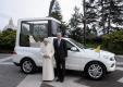 Новый папамобиль: Mercedes-Benz обеспечит комфорт в поездках лидеру Католической Церкви