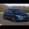 Первые отзывы о новой Honda Civic 2013 года