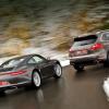 Приводим оси Porsche 911 Carrera 4 и кроссовера Cayenne S diesel