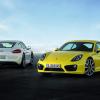 Полностью обновленное купе Porsche Cayman Mk2: первые официальные фото