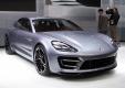 Porsche Panamera Sport Turismo получил свой дебютный выезд
