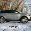Тест-драйв: Range Rover Evoque