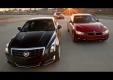 Реванш: новый Cadillac ATS 3,6 против BMW 335i и Mercedes C350