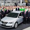 Skoda начинает серийное производство полностью новой Octavia 2013 со стартом продаж в конце января