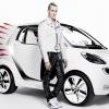 Smart ForJeremy представляет собой крылатый ForTwo EV. В продажу он поступит в следующем году.