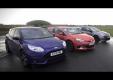 Сравнение Focus ST Ford с Opel Astra OPC и Renault Megane RS