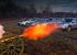 Обстреливаем обновлённые Subaru Legacy и Outback под Бородином