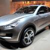 Maserati планирует выпустить второй внедорожник еще меньшего размера
