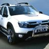 Elia произвела рестайлинг внедорожника Dacia Duster