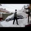 А вы любите снежную зиму? А откапывать BMW из под снега согласны?