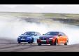BMW M6 Coupe против 4х дверного BMW M5