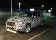 В сеть просочились тайные фотографии нового BMW X7