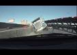 Это точно не то, чтобы вы хотели бы увидеть на скоростном шоссе