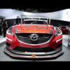 Гоночный Mazda6 Skyactiv-D для Гранд-Америки