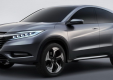 Новый концепт городского внедорожника от Honda на базе Jazz-модели