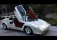 Lamborghini Countach 5000 Quattrovalvole на котором ездил Марио Андретти