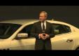 Maserati показывает новый Quattroporte Luxury Sedan в Детройте