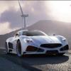 Итальянский изготовитель Mazzanti представляет новый Evantra V8 на 701 л. с.