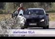Новые компактный кроссовер Mercedes-Benz GLA заснят на дорогах