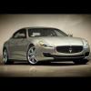 Новый Maserati Quattroporte шестого поколения