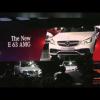 Обновленное семейство E-Class Mercedes-Benz на автосалоне в Детройте