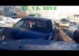 Пьяный водитель за рулем