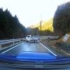 Водитель Subaru WRX уходит от столкновения