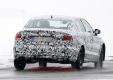 Седан Audi A3 засветился во время тестовых испытаний