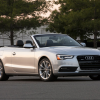 Фото Audi A5 2.0T Cabriolet USA 2012