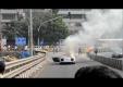 Audi R8 Coupe сгорел во время шоу Суперкар в Мумбаи