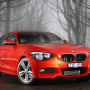 Фото BMW 1-series 125i 5-door M Sports Package F20 2012