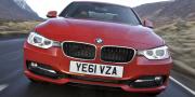 Фото BMW 320d sedan Sport line F30 UK 2012