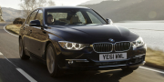 Фото BMW 335i sedan Luxury line F30 UK 2012